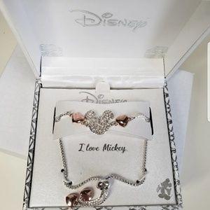 """ I love mickey"" Disney bracelet"